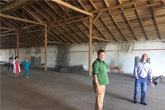 Тюрлеминское и Урмарское хлебоприемные предприятия АО «Чувашхлебопродукт» к приему урожая готовы