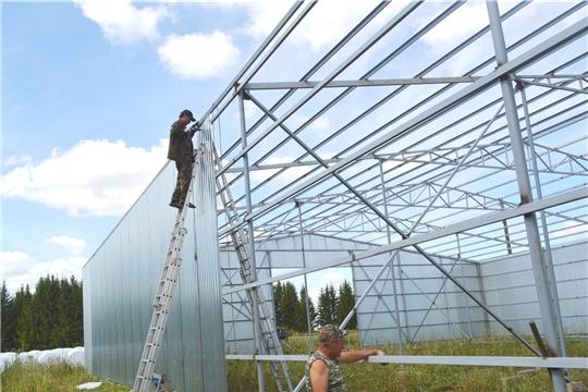 Фермеры Красноармейского района расширяются