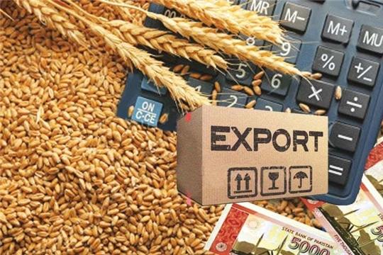 В январе-мае экспорт продукции АПК Республики составил 9,37 млн. долл. США, 131,9% к январю-маю 2018 года