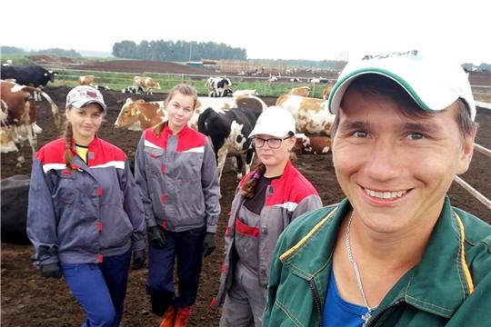 Бойцы СВО «Зверополис» Чувашской ГСХА проводят плодотворное трудовое лето