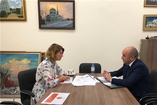 Вопросы развития АПК республики обсуждены в Минсельхозе России