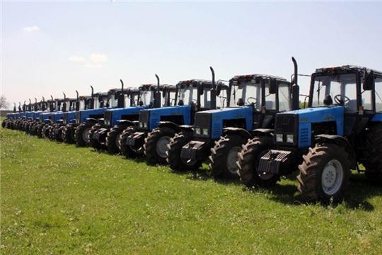 С августа аграрии могут приобретать технику белорусского производства с использованием механизма льготного лизинга