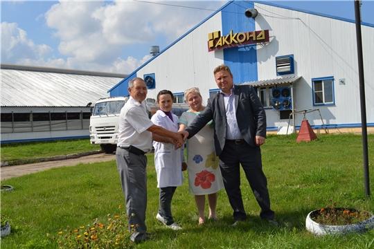 Наталья Ерастова представит Чувашию на Всероссийском конкурсе операторов машинного доения коров