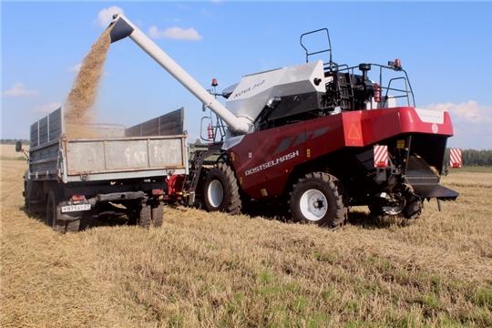Новая техника – залог успешной работы аграриев