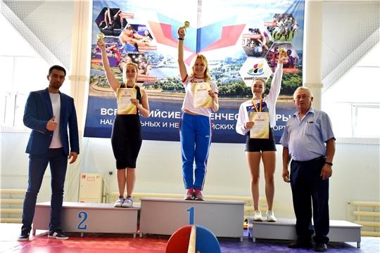 Разыграны медали Всероссийских студенческих игр национальных и неолимпийских видов спорта