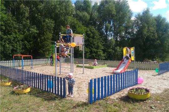 В Красночетайском районе более половины проектов инициативного бюджетирования реализовано