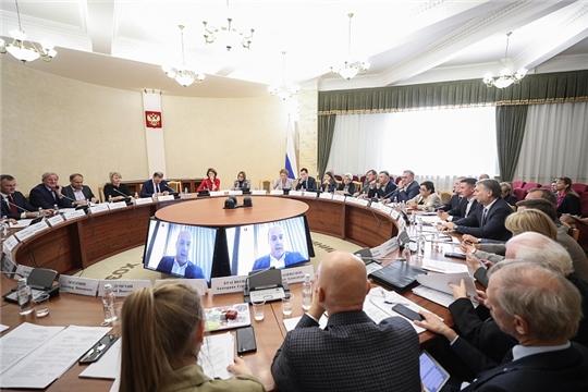 Общественный совет при Минсельхозе России обсудил приоритетные направления развития АПК