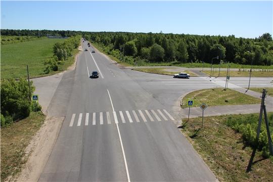 Благодаря «Безопасным и качественным автомобильным дорогам» в Чебоксарах появится освещение на Алатырском шоссе, Хозяйственном и Кабельном проездах