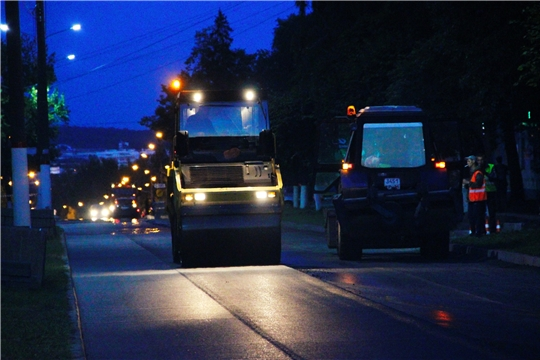 В какое время суток лучше проводить дорожные работы?