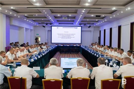 Минтранс Чувашии принял участие в совещании с Госавтодорнадзором