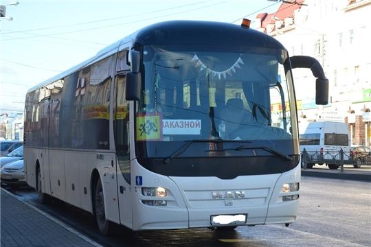 Минтрансом Чувашии утверждён порядок согласования отправления  транспортного средства, используемого для перевозок пассажиров и багажа по заказу