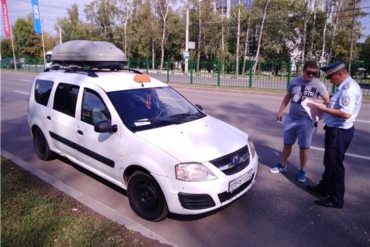 Выявлено нарушение условий соблюдения действующего законодательства при осуществлении пассажирских перевозок легковым такси