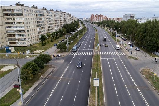 Продолжаются мероприятия по реализации национального проекта «Безопасные и качественные автомобильные дороги» в Чувашской Республике
