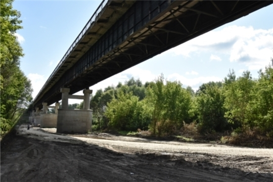 На мостовом сооружении через р.Сура в Порецком районе в период с 04.09.2019 по 31.10.2019 года вводится кратковременное ограничение движения транспортных средств