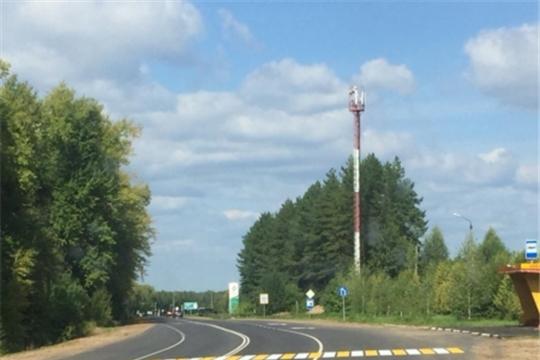 На республиканской сети дорог ведутся работы по восстановлению дорожной разметки
