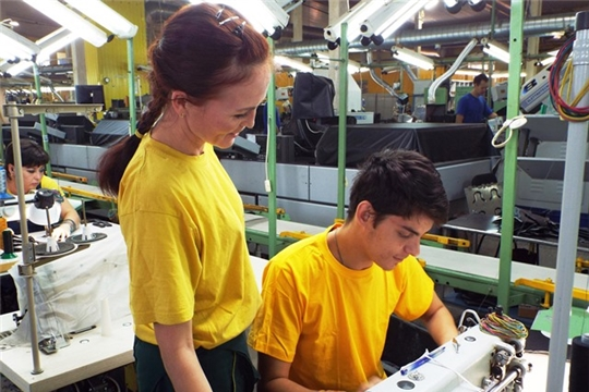 Столичная служба занятости содействует трудоустройству выпускников с инвалидностью