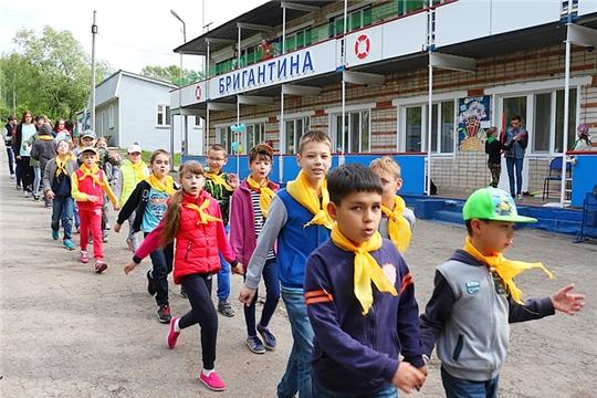 Началась запись детей в загородные лагеря