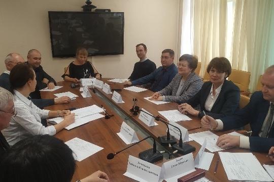 В Минтруде Чувашии состоялось заседание рабочей группы по подготовке к проведению научно-практической конференции по охране труда