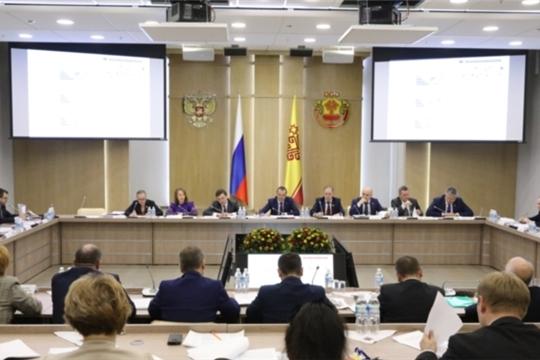 Состоялось очередное заседание Совета при Главе Чувашской Республики по стратегическому развитию и проектной деятельности