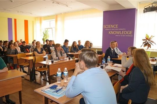 В Чебоксарском кооперативном институте состоялась ярмарка вакансий