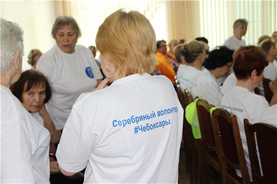 В Чувашии создан ресурсный центр поддержки серебряного добровольчества