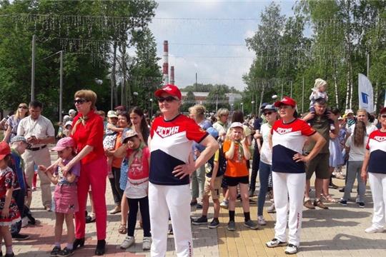 Дети Социально-реабилитационного центра посетили «Город детской мечты» в парке 500-летия г. Чебоксары
