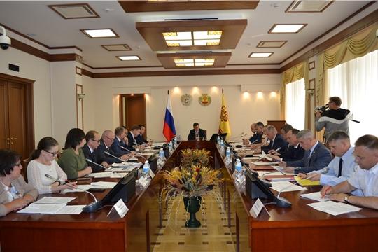 Состоялось заседание организационного комитета по подготовке и проведению в 2019 году Дня Республики
