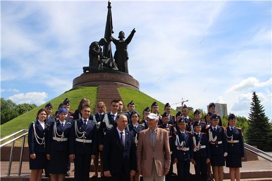 В Чувашию с визитом прибыл народный артист СССР Василий Лановой