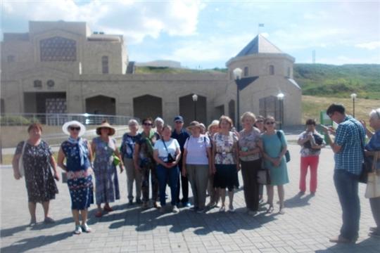 В Чувашии для пожилых людей реализуется проект «Социальный туризм»