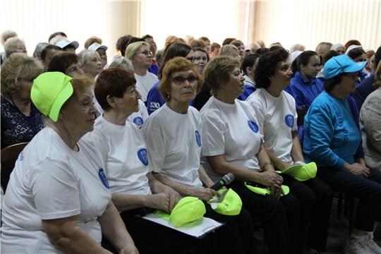 """В Чувашии открылся региональный центр """"серебряного"""" добровольчества"""