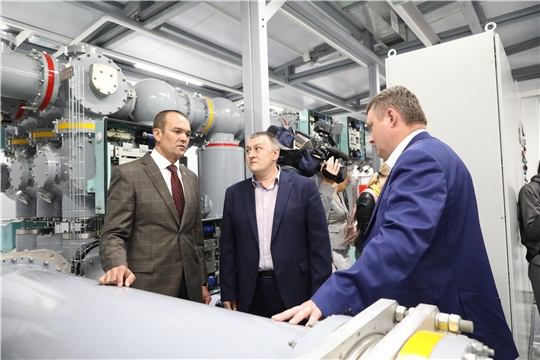 Чувашские предприятия продолжают тесное сотрудничество с нефтегазовой отраслью страны