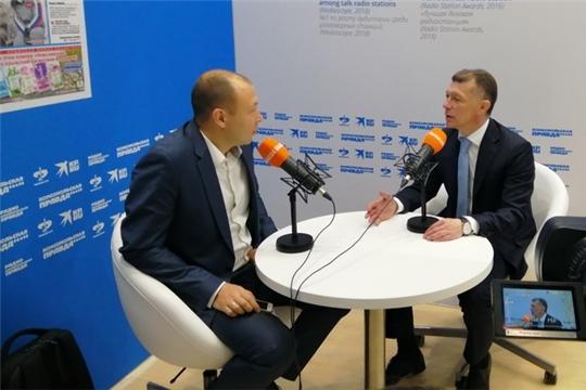 Министр Максим Топилин – о поддержке семей с детьми в интервью «Комсомольской правде»