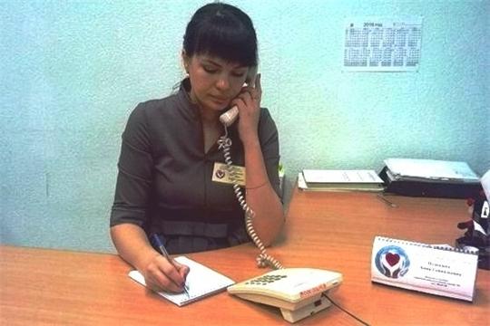 В Чебоксарах работает диспетчерский центр по социальному сопровождению граждан
