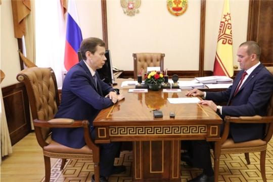 Министром экономического развития, промышленности и торговли Чувашской Республики назначен Павел Иванов
