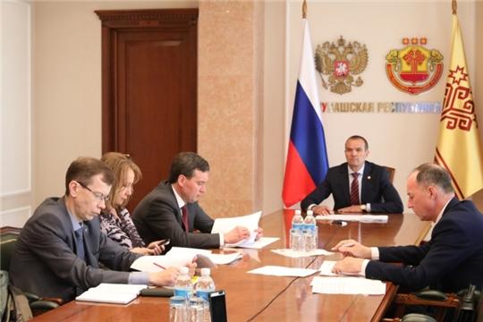 Ход реализации национальных проектов обсужден на селекторном совещании у Антона Силуанова