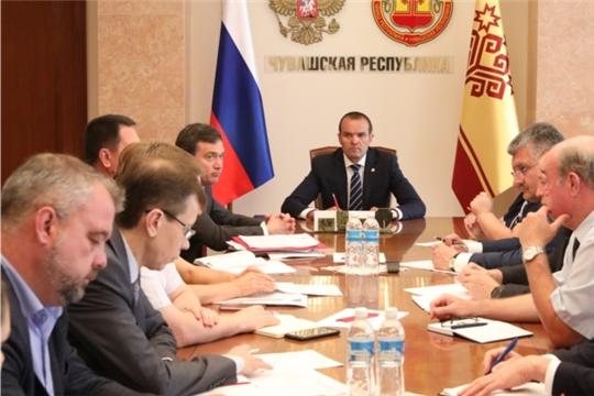 Комплексная программа ускоренного развития Чувашской Республики до 2024 года включает в себя предложения по 40 объектам капитального строительства