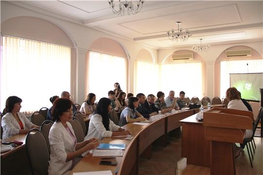 В Новочебоксарске на совещании обсудили вопросы организации профобучения работников предпенсионного возраста
