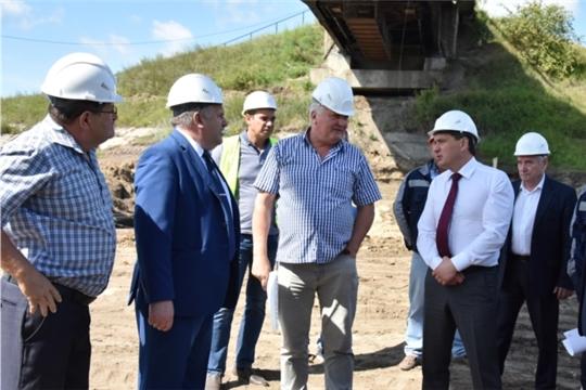 Мост через реку Суру в Порецком районе отремонтируют за два года