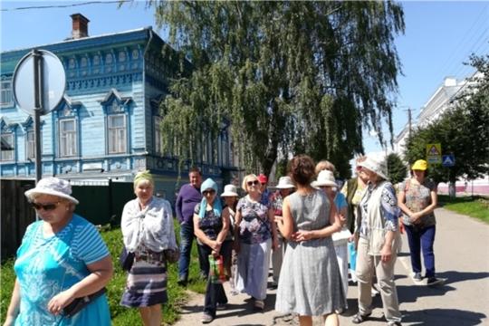 Комплексный центр соцобслуживания населения г. Чебоксары организовал туристический выезд для граждан старшего возраста
