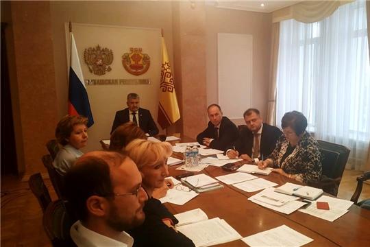 Министр Сергей Димитриев принял участие в совещании Минтруда России в режиме ВКС о ходе реализации национального проекта «Демография»