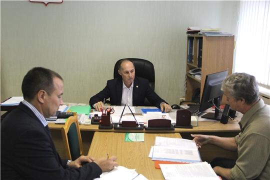 Министр Сергей Димитриев провел приём граждан по личным вопросам