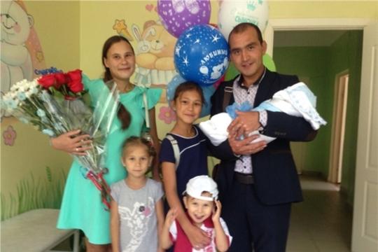 Семья Черновых из Чувашии заняла призовое место на Фестивале семейных традиций