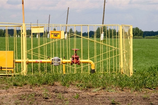 Продолжается работа по утверждению границ охранных зон газораспределительных сетей