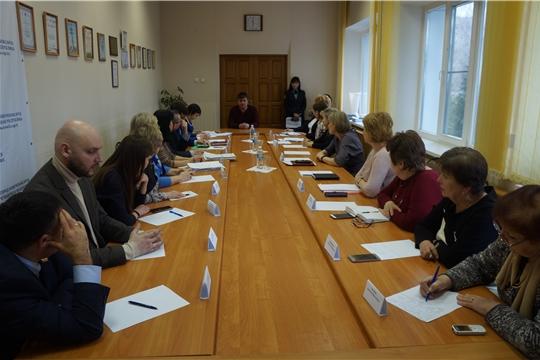 В рамках проекта «Юристы-населению» Минюст Чувашии в Новочебоксарске провел прием граждан