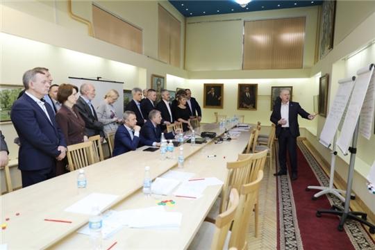 В Чебоксарах завершился двухдневный форум «Реализация национальных проектов на территории Чувашской Республики»