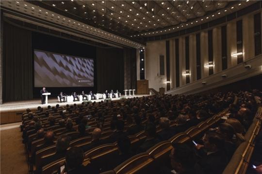 Глава Чувашии Михаил Игнатьев в Москве принял участие в заседании коллегии Министерства промышленности и торговли Российской Федерации