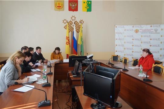 Юристы – населению: в Шемуршинском районе прошел прием граждан