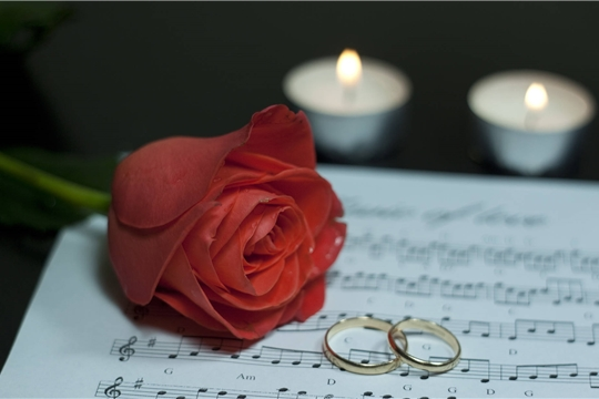 В первые три месяца года марш Мендельсона прозвучал для 986 влюбленных пар