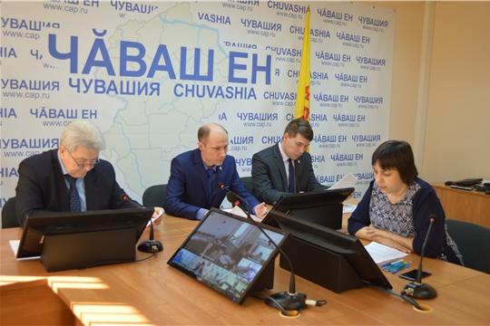 Состоялось совещание по подготовке документов на участие в конкурсе «Лучшая муниципальная практика»