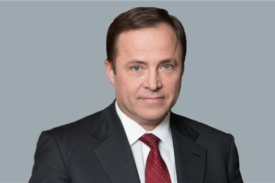 В Чувашию с рабочим визитом прибыл полномочный представитель Президента России в Приволжском федеральном округе Игорь Комаров